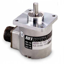 BEI  H25 Incremental Encoder