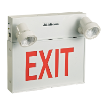 LED Steel Running Man Sign With Adjustable Spot: EL-180-18RCS