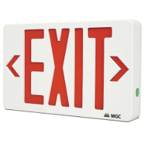 LED Emergency Exit Sign: EL-7007RX